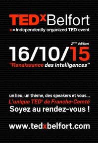 TEDx Belfort 2015