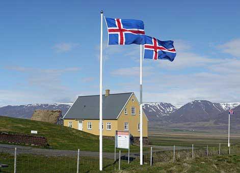 Moi française, je soutiens l'Islande ce soir !