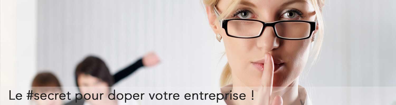 Les réseaux sociaux : le #secret pour doper votre entreprise !