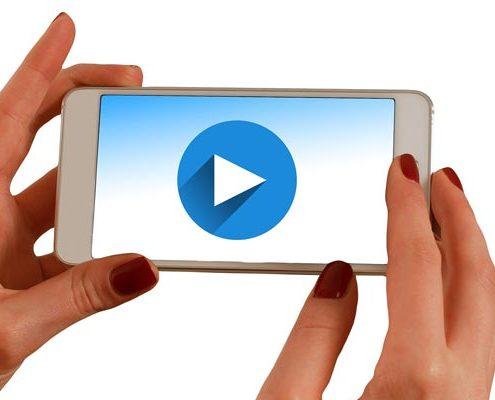 Avec la video : créez l'engouement sur vos réseaux sociaux !