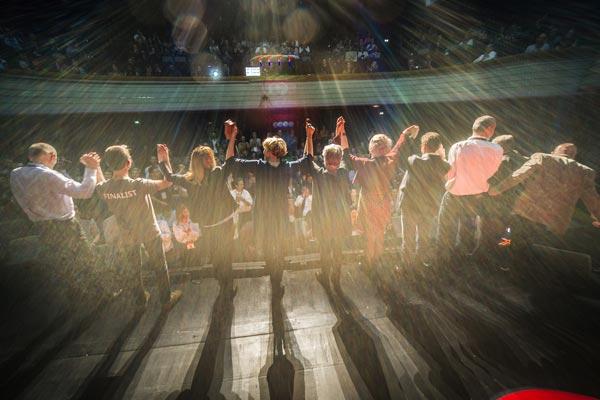 Tedx Belfort 2016 : le secret des entreprises à succès : l'envie !