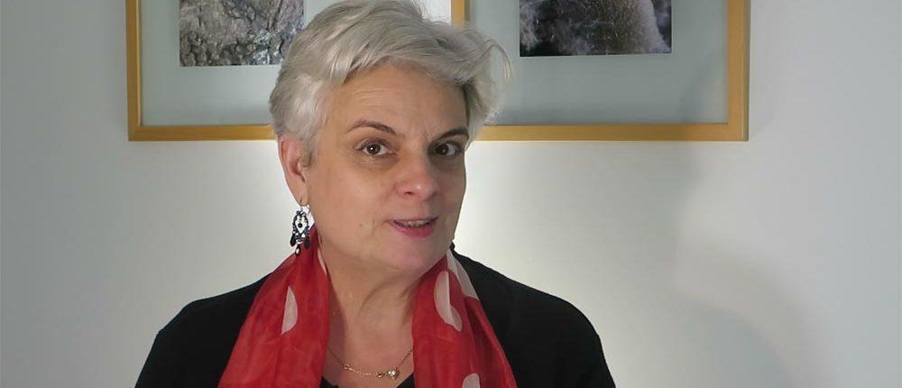 Pascale Bégat est community manager freelance