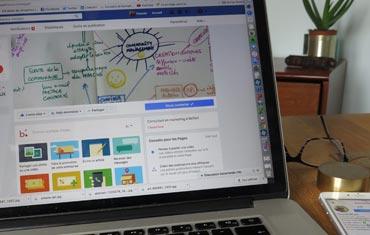 Pascale Bégat anime vos réseaux sociaux d'entreprises