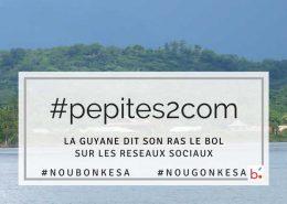 Grève en Guyane, les réseaux sociaux ont pris la parole