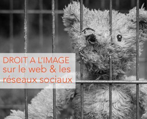 Le droit à l'image sur Internet et les réseaux sociaux