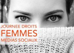 Journée Internationale des droits de la femme et réseaux sociaux
