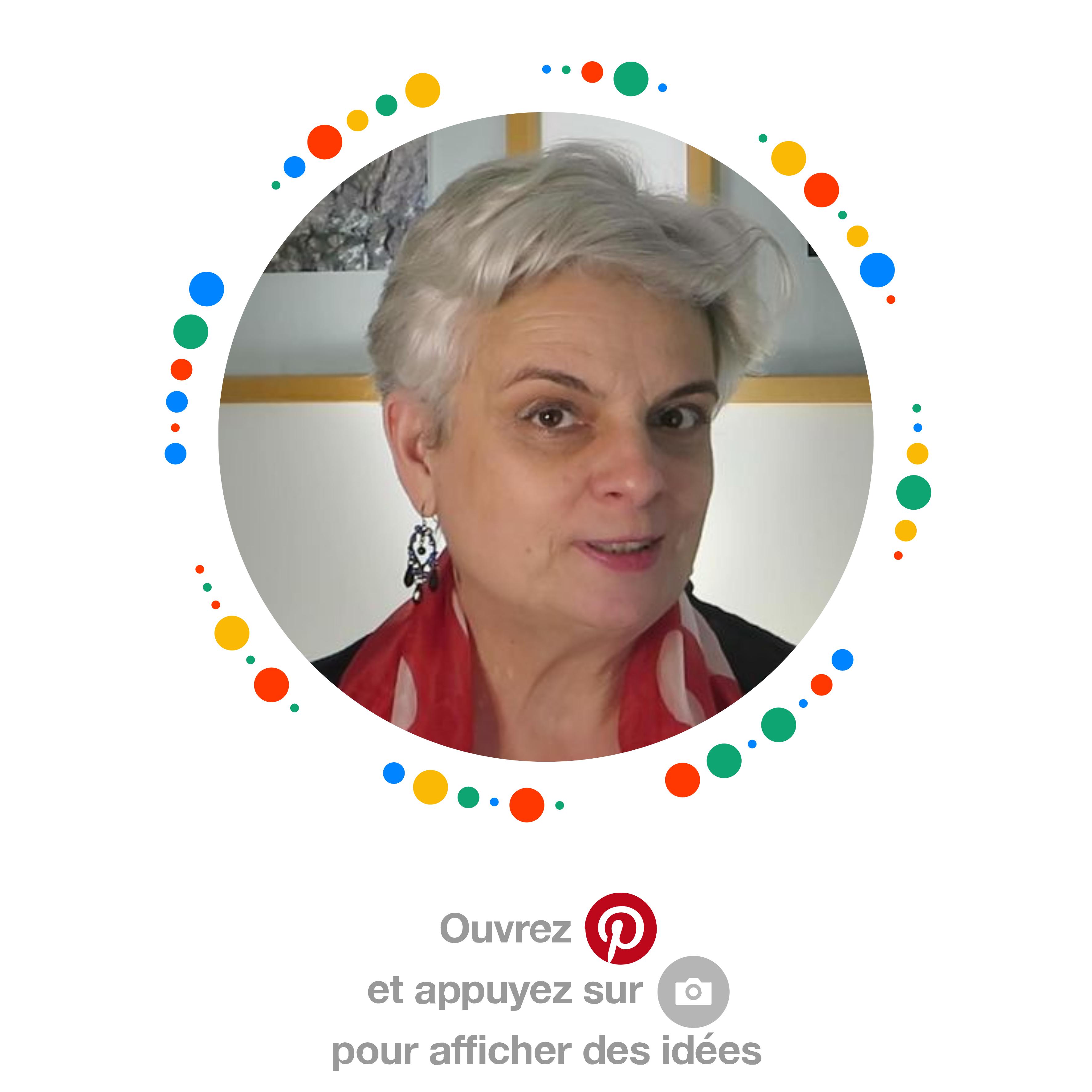 Utilisez le pincode pour retrouver mon compte Pinterest : Pascale Bégat - Réseaux sociaux