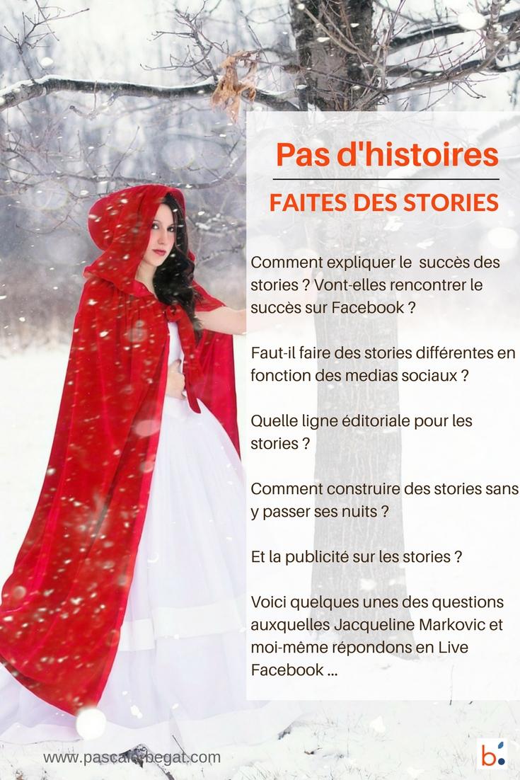 Stories Facebook