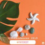 100 tendances pinterest pour 2019