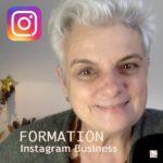 Formation Instagram business