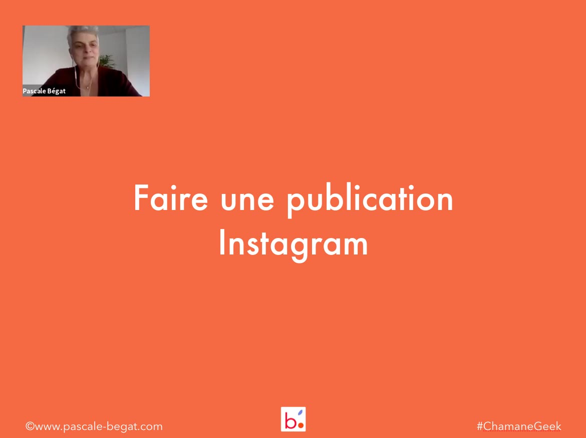 Instagram Formation Video en ligne