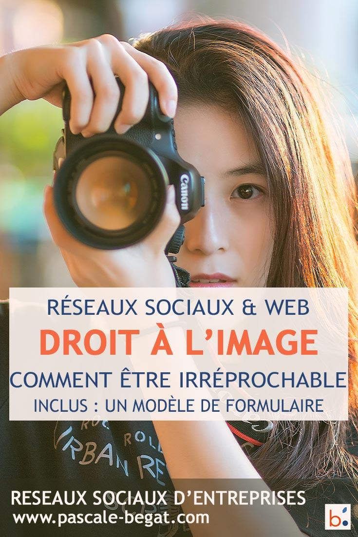Respecter le droit à l'image sur les réseaux sociaux et le web
